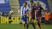 Incredibile in FA Cup: il piccolo Wigan elimina il Manchester City!
