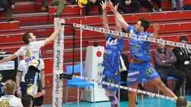 Volley: A2 Maschile, Pool A, Brescia-riscatto contro Grottazzolina
