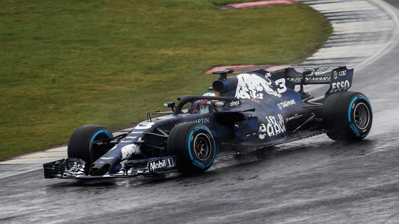 F1 Red Bull, Ricciardo: «Il feeling iniziale è buono»
