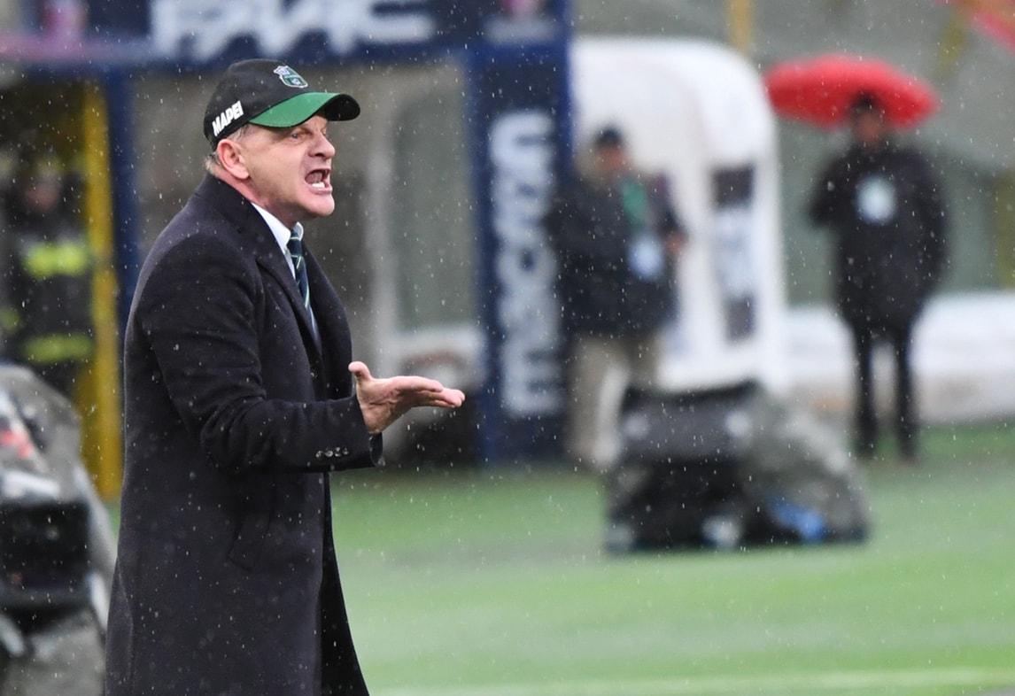 Serie A Sassuolo, Iachini alle prese col problema del gol