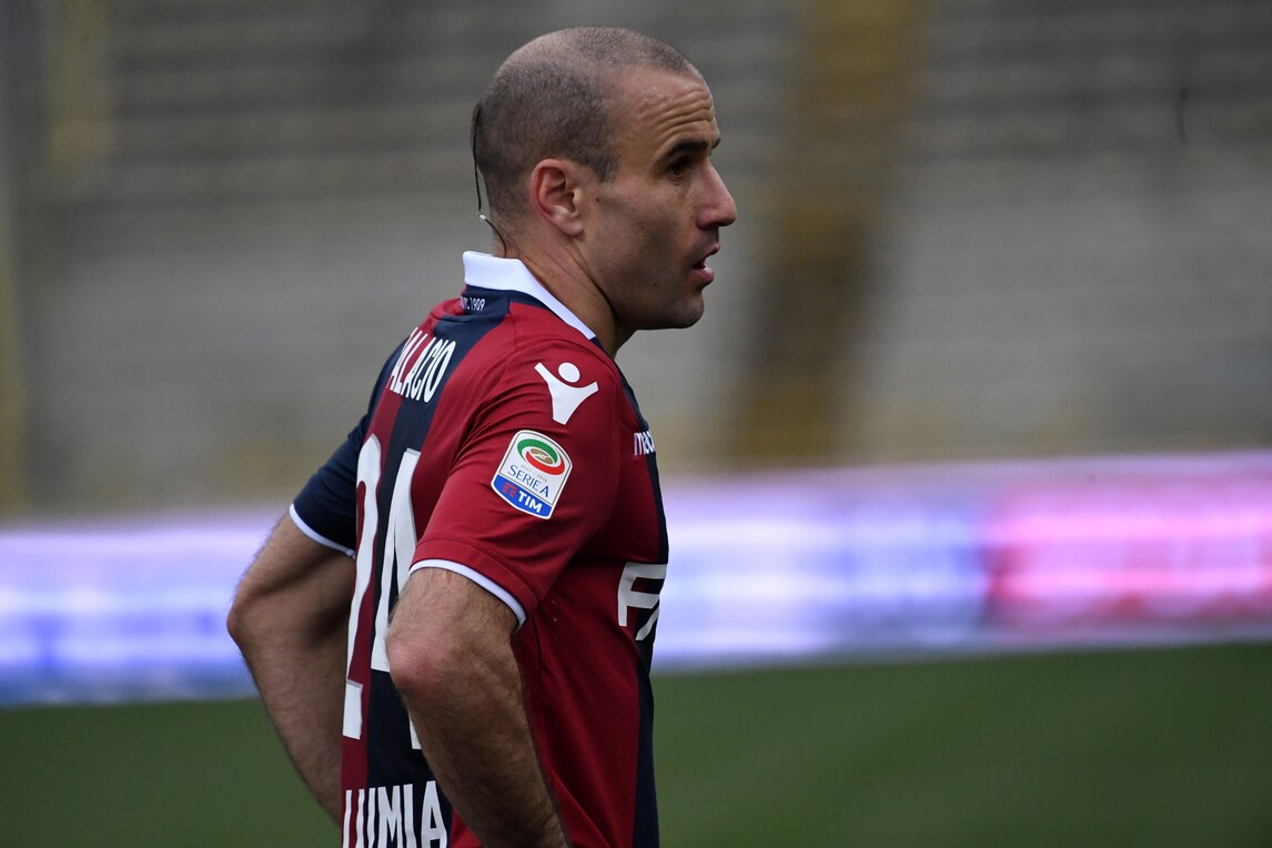 Serie A Bologna, lesione per Palacio. Circa un mese di stop