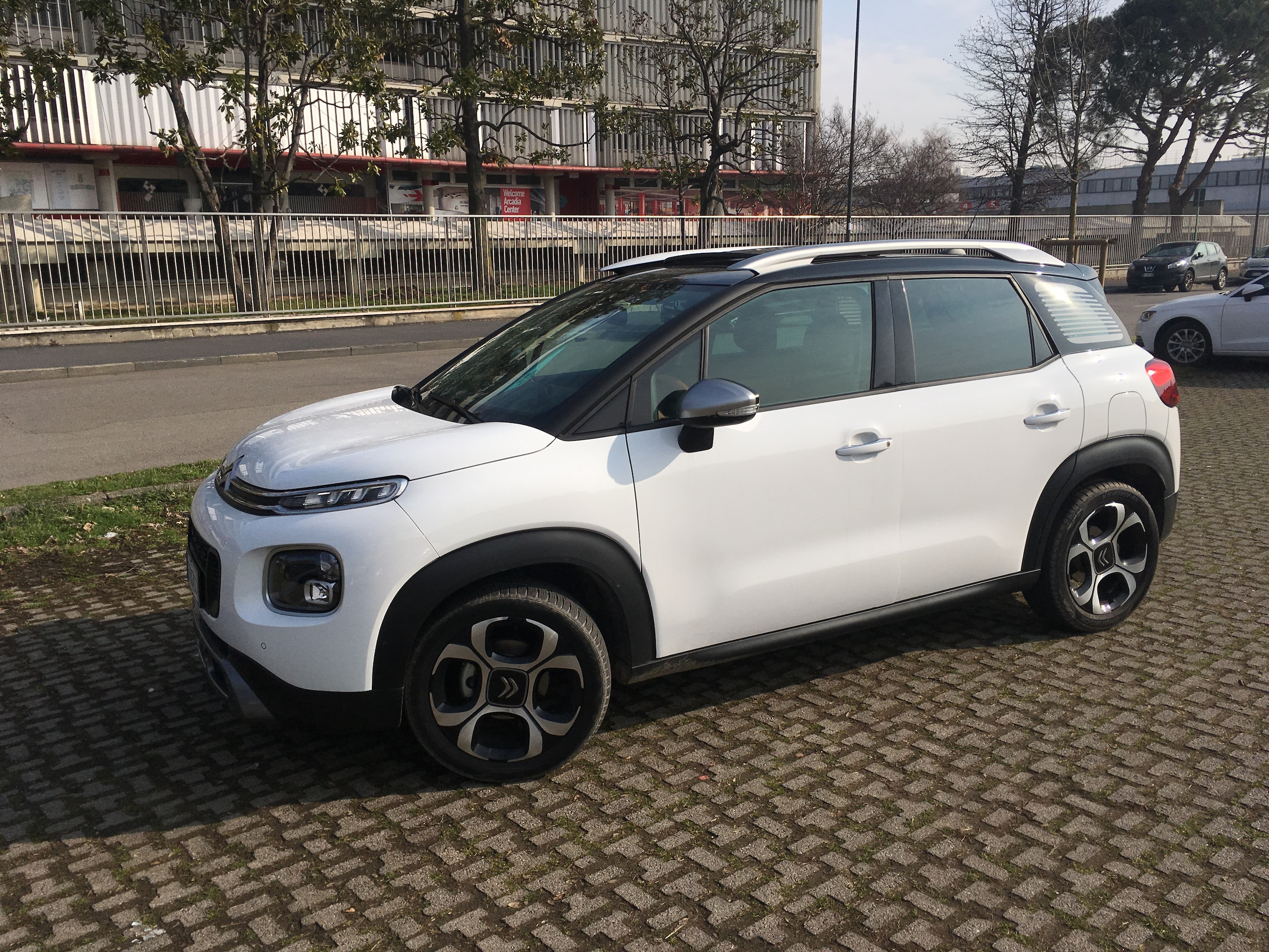 Prova comparata: Citroen C3 Aircross vs Ford Ecosport