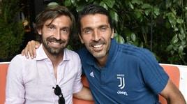 Pirlo: «Scudetto? La Juventus è più attrezzata del Napoli»