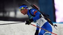 Biathlon, bronzo Italia nella staffetta mista