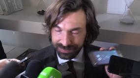 """Pirlo: """"Napoli in testa, ma la Juve è superiore"""""""