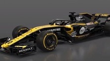 F1, si presenta la nuova Renault