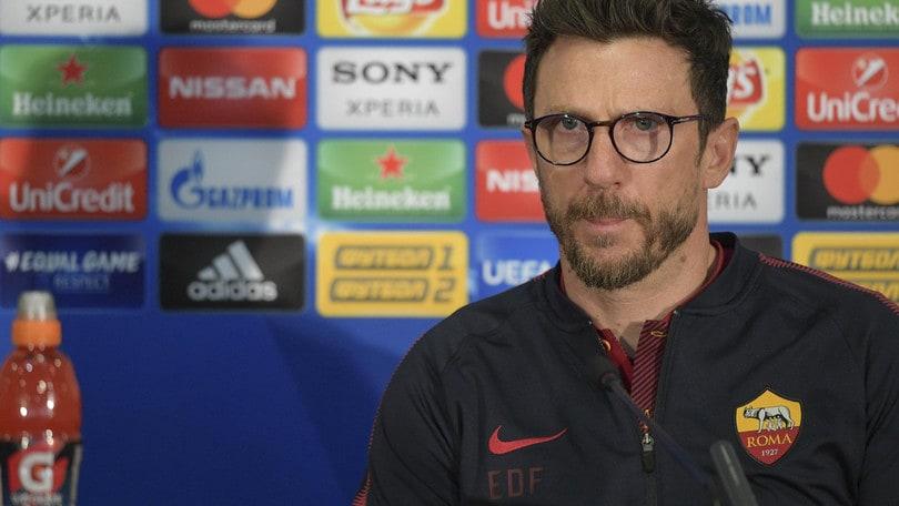 Champions League, la Roma ai quarti è data a 1,50