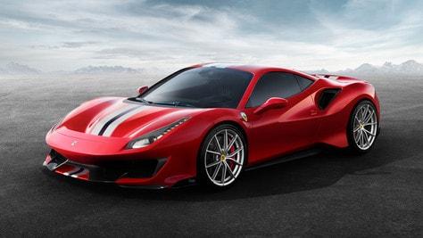 Ferrari 488 Pista, potenza mai vista