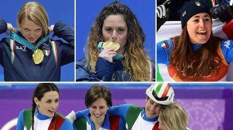 L'ITALIA È FEMMINA
