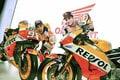 MotoGp Honda, Marquez: «Vogliamo combattere per le prime posizioni»