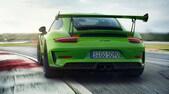 Porsche 911 GT3 RS, aspirazione da pista