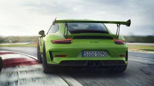 Porsche 911 GT3 RS: foto