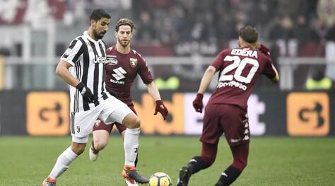 Juventus, Khedira: «Non escludo un ritorno in Bundesliga»