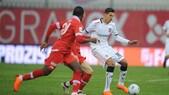 Serie B Palermo, Balogh: «Ripagherò la fiducia di Zamparini e Tedino»