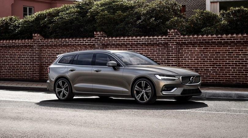 Volvo V60, nuova generazione per confermarsi al top delle station