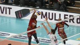Volley: Superlega, Perugia batte Latina, vince la Regular Season ed è in Champions
