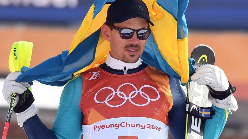 Slalom: Hirscher fuori, l'oro va a Myhrer