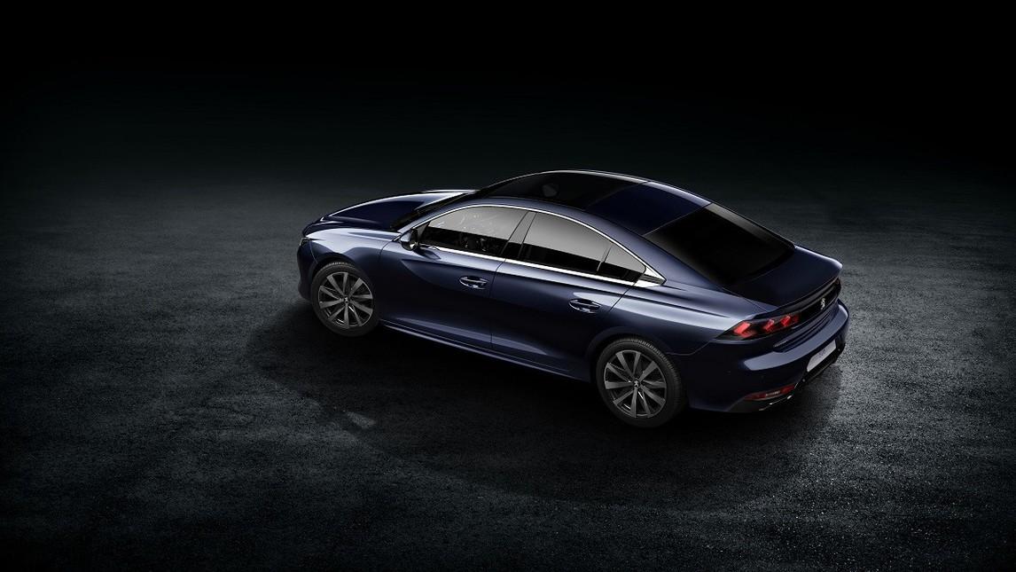 Peugeot presenta al Salone di Ginevra 2018 la nuova 508: un progetto più leggero, compatto e sportivo nelle  dimensioni. Particolari ispirati alle ultime concept car della casa e la determinazione a offrire una berlina di segmento D quattro porte che abbia proporzioni sportive da coupé.