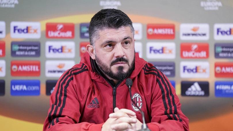 Milan-Ludogorets stasera su TV8
