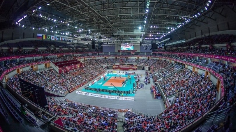 Volley: Volleyball Nations League Femminile: la Final Six a Nanchino