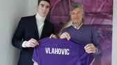 Calciomercato Fiorentina, ecco Vlahovic: «Seguo le orme di Jovetic»