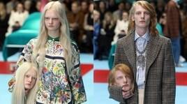 Cuccioli di drago e teste mozzate: la controversa sfilata di Gucci