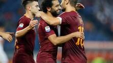 Totti esalta Salah: «E' uno dei più forti al mondo e può crescere ancora»