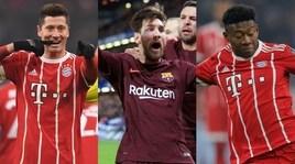 Champions League, la squadra della settimana: c'è un romanista