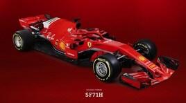 Presentata la nuova Ferrari, ecco tutte le foto