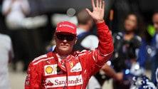 F1 Ferrari, Raikkonen: «La macchina è bella, vediamo se sarà anche veloce»