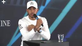 """Hamilton: """"Mi aspetto sempre il peggio"""""""