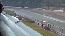 Nuova Mercedes, Hamilton sfreccia a Silverstone