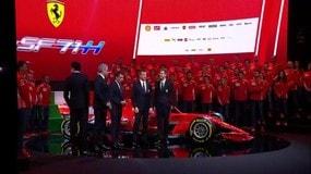 Vettel: «Nuova Ferrari, aspettative positive»