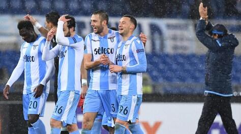 Europa League, Lazio-Steaua 5-1: Felipe Anderson dà spettacolo, Immobile cala il tris
