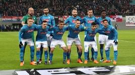 Europa League, Zielinski-Insigne a Lipsia: 2-0 Napoli, ma non basta