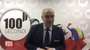 I 100 secondi di Xavier Jacobelli: Lazio, che show! Napoli, che peccato!