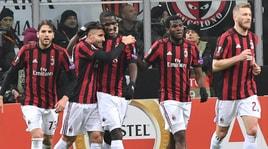 Europa League, Milan-Ludogorets 1-0: gol decisivo di Borini