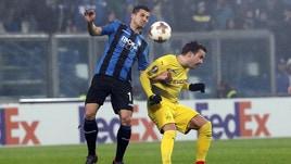 Europa League Atalanta-Borussia Dortmund 1-1, il tabellino