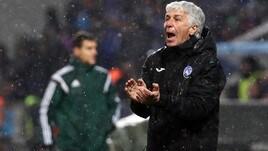 Europa League, Gasperini: «Orgoglioso della mia Atalanta»