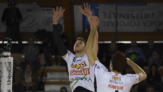 Volley: Superlega, il derby delle Cenerentole è di Sora