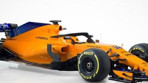 F1 McLaren, presentata la nuova MCL33