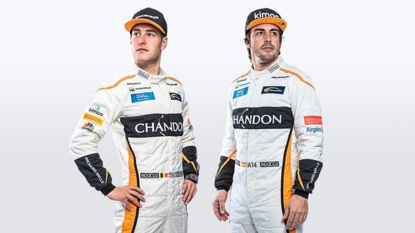 F1 McLaren, Vandoorne: «Mi sento pronto per tornare in pista»