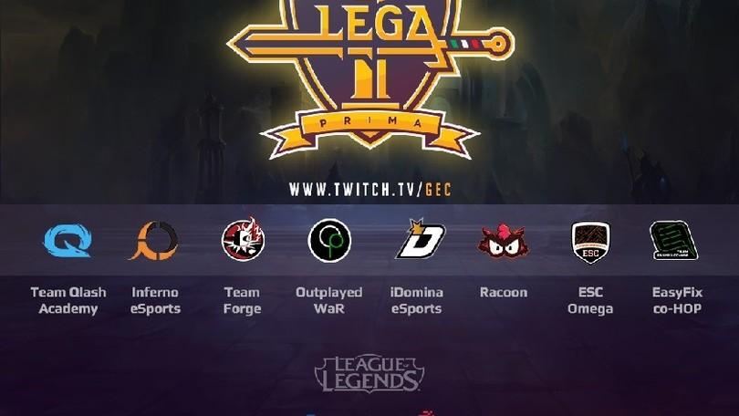 Lega Prima - Romics: i risultati della Giornata 11!