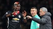 """«United, Mourinho a Pogba: """"Il capo sono io"""". Rottura vicina»"""