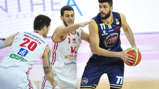 Basket Serie A, Brindisi ingaggia Antonio Iannuzzi
