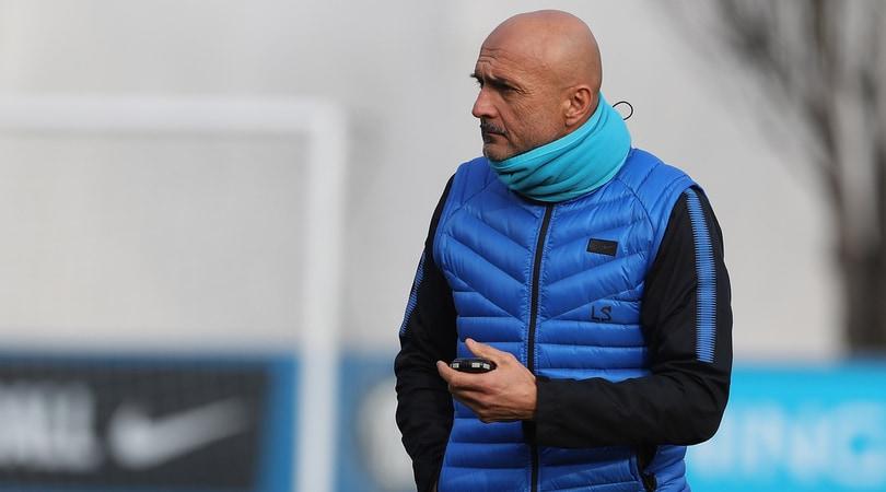Inter, Spalletti: «Il nostro avversario è la vittoria. Icardi dal 1'? Rischioso»