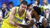 Basket Serie A, Capo d'Orlando si assicura il colpo Likhodey!