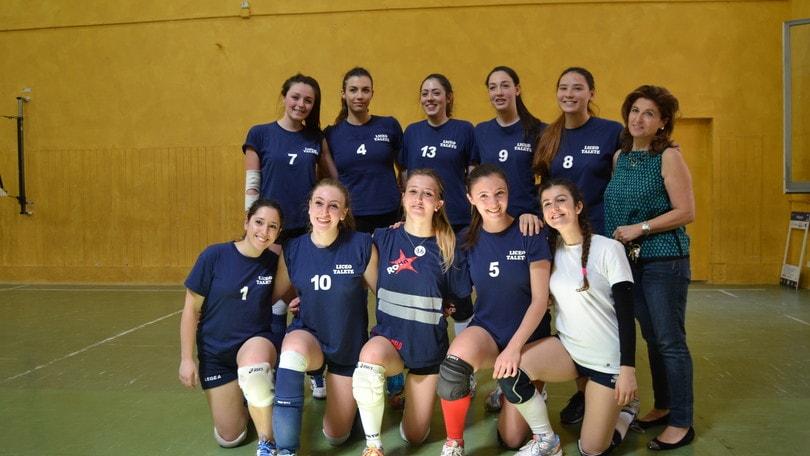 Volley: Volley Scuola, settimana nel nome del Talete