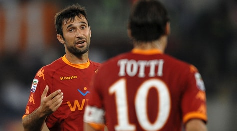 Roma, Vucinic: «Schick mi somiglia. Diventerà un calciatore importante»