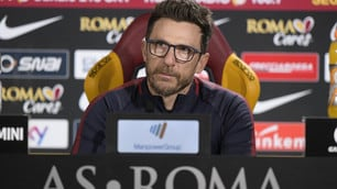 Roma, Di Francesco: «Nainggolan deve ritrovare la sua forza»
